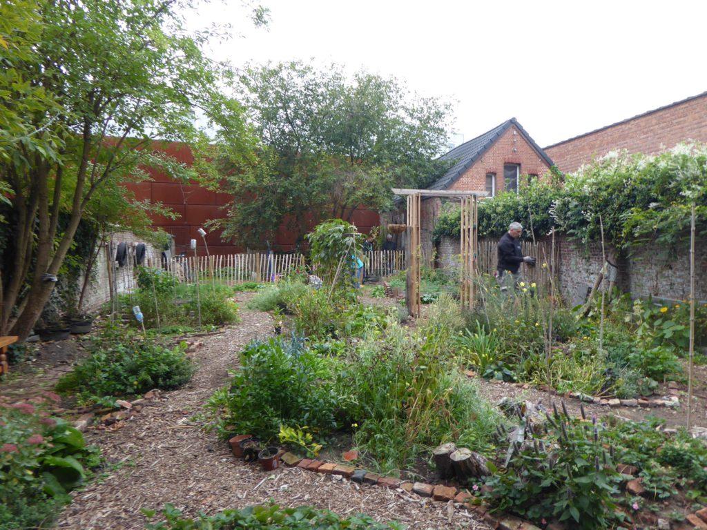 De tuin van Zorro